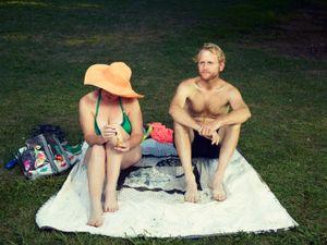 Barton Springs Pool, Austin, 2016