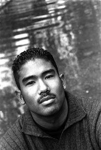 Eric Tate, attorney.   Ethnicity: African • Japanese ©2014, Stephen Shames
