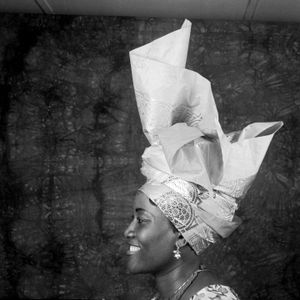 Untitled © J.D. 'Okhai Ojeikere. Courtesy Estate of J.D. 'Okhai Ojeikere