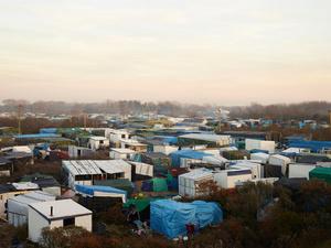 Calais, December 2015 ©Henk Wildschut.