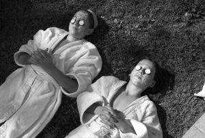 Maya and Isa's Beauty Treatment, Brookline 2007
