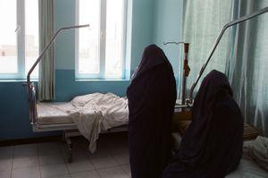 afghan italian clinic © Gigi Roccati
