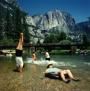 Yosemite, CA. 1995.