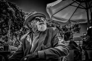 Faces of the Marketplace - Lisbon