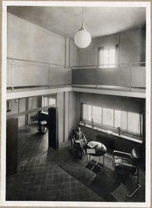Vivenda en la calle Muntaner, Barcelona, 1931 © Josep Sala, courtesy of Museo ICO and PHoto Espana