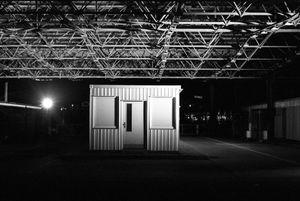 Border Crossing, Helmstadt, 2015 © Gioia de Bruijn. Courtesy of Flatland Gallery.