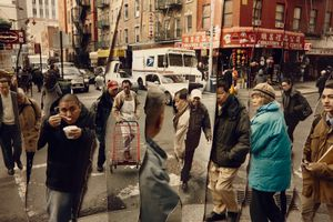 Time / Chinatown © John Clang