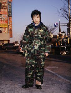 A Reserve Soldier, #6 © Jae-gu Kang