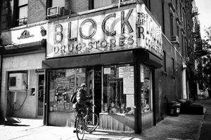 """Block Drug Stores"", New York City, 2010"