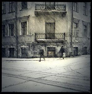 Untitled (Snow) 1996