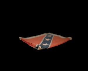 Confederate Flag, Cape May Museum, Cape May Courthouse, New Jersey
