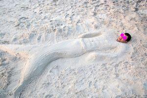 Praia Grande Beach (Rio de Janeiro / Brazil) / Nobody's Nobodies Serie