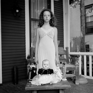 Emily with Dolls © Donna Pinckley