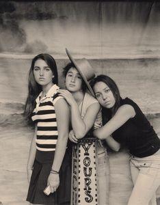 Teenage Girls © Norma I. Quintana