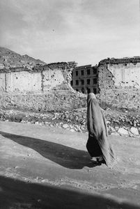 "Afghanistan. Kabul. 1997. From the book ""War Photographer: Between Shadow and Light"" © Christine Spengler"