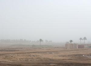 Camp Ramadi, 2011.
