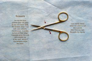 Operating Room: Scissors