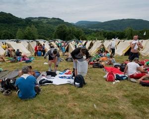 Mars Mira (March for Peace) Srebrenica, Bosnia y Herzegovina