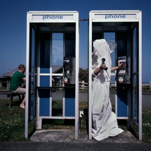 Who Ya' Gonna Call? © Heather Oelklaus