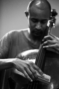 Olivier Koundouno - Cully Jazz Festival 2014