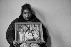 Refugee from Sri Lanka