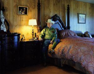 Boots O'Neal, Brand Inspector, Texas