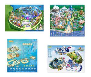 Maps: China (Selected)