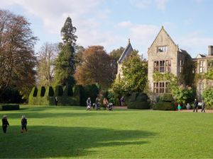 Nymans Estate, Handcross, West Sussex, November 6, 2014. Courtesy Flowers Gallery.