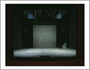 Eiserner Vorhang (Iron Curtain), Festspielhaus, Bayreuth, 2013