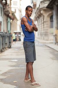 Street dude