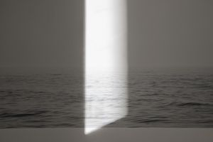 "Narrow Window. From the series ""Sea Change"" © Mary Ellen Bartley"