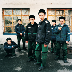 Young Prisoners, Juvenile Prison for Boys, Russia 2009