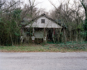 Abandoned House WEST ANNISTON, ALABAMA. 2012