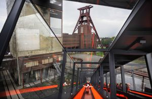Germany, Essen, former coalmine transformed into museum