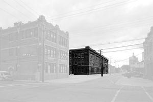 """Indiana Avenue School, Atlantic City, New Jersey"""