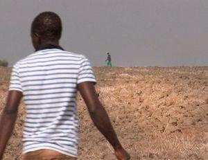 Rignano Garganico, Italy (2009). Migrants in the fields.