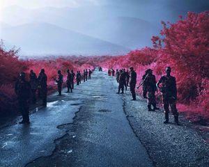 Road to Nowhere, 2012 © Richard Mosse, Edel Assanti