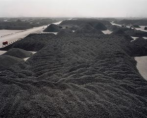 Tanggu Port, Tianjin, 2005 © Edward Burtynsky