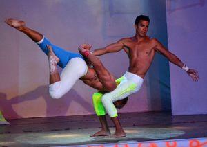 Circus Team, Club Med Ixtapa