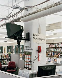 Daily Newspapers, 6:02pm, 2011 © Will Steacy