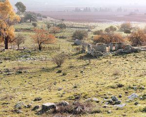 Ruins, Tel Kadesh, 2013