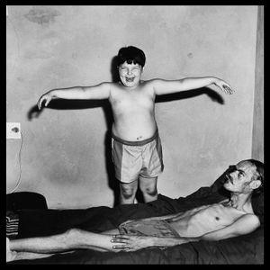 Sickroom, 2000 © Roger Ballen