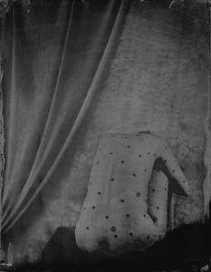 © Zelko Nedic, I Crawled                 8x10 Tintype