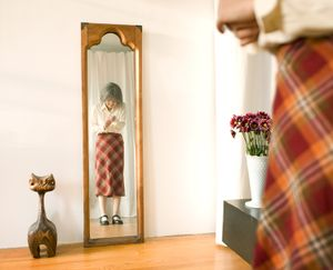 © Kyoko Hamada (United States), Standing mirror, from the series, I Used To Be You. Grand Prize, Portfolio Category, Lens Culture International Exposure Awards 2012