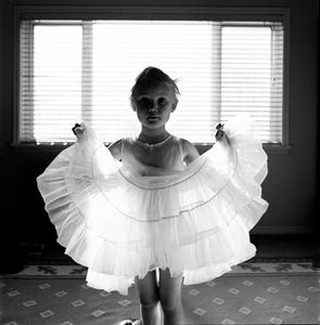 "Hannah (Ballerina). Idaho Falls, ID. From the series ""Childhood Reveries""  © Brian Shumway"