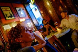 The Shore Bar #4. Listening.