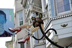 Haight Ashbury, San Francisco, 2015
