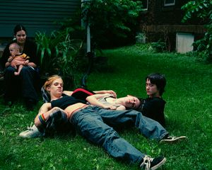 Ducky and Her Friends, Cedar Rapids, IA. 2007 © Molly Landreth