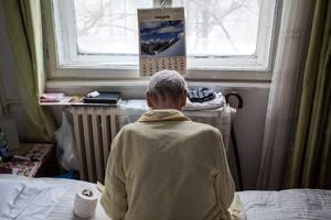 Aging Romania