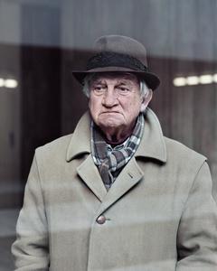 Alain, 80, Les Damiers, Courbevoie, 2013